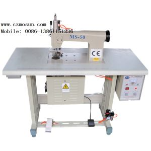 Ultrasonic Lace Sewing Machine (CE certificated) pictures & photos