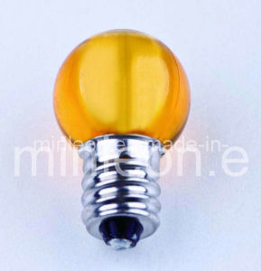 G20 Smooth LED Bulb - Cool White