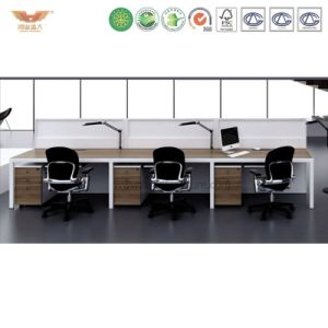 High Quality Office Workstation Desk with L Shape Return pictures & photos