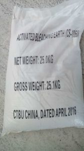 High Quality Activated Bleaching Earth for Waste Oil pictures & photos