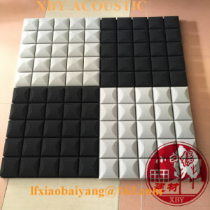 Sound Absorption Acoustic Foam Panel Decorative Wall Title Wall Cladding Decoration Ceiling Board Wall Panel pictures & photos