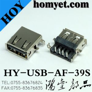 USB Jack for Electric Accessories (USB-AF-39S) pictures & photos