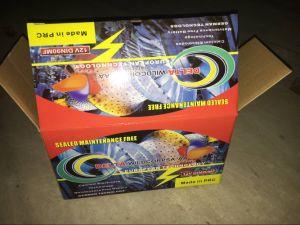 DIN90mf 12V90ah Maintenance Free Lead Acid Car Storage Battery pictures & photos