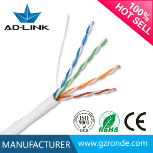 305m Indoor LAN Cable UTP FTP SFTP Cat5e Telecom Cable