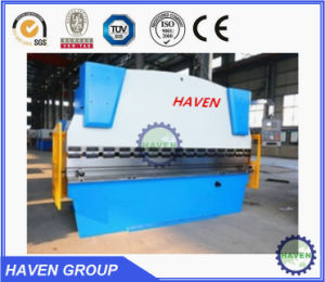 Hydraulic steel press brake/WC67Y pictures & photos