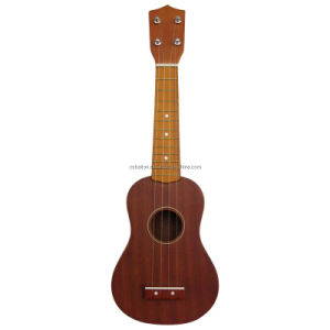 "21"" 4-Strings Ukulele (CSBL-S502) pictures & photos"
