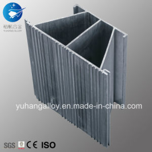 Aluminium Profile for Helicopter Deck