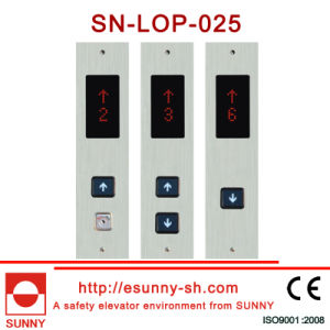 Elevator Landing Operate Panel (SN-LOP-025) pictures & photos