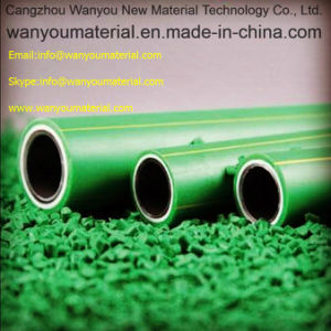 High Quality Plastic Water Pipe-PPR Pipe pictures & photos