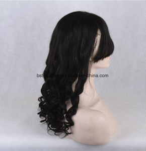 Full Lace Wig Front Lace Wig Virgin Human Hair Wigs pictures & photos
