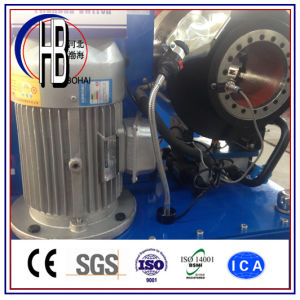 "High Pressure Ce Approved Hose Crimping Machine 2""! pictures & photos"