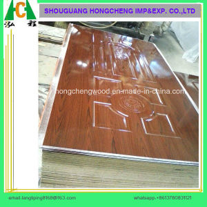 Melamine Faced HDF/MDF Door Skin pictures & photos