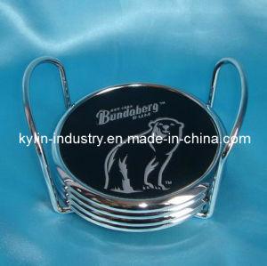 Round Metal Coaster