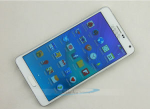 "Note 4 Cell Phone Mt6582 Quad Core RAM 512MB ROM 4GB 5.7"" Smart Phone"