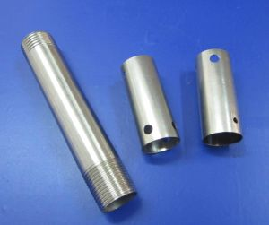 Machining Part CNC Part for Food Machinery Turning Parts pictures & photos