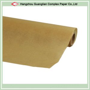 Unbleached Factory Supply Silicone Coated Parchment Paper for Baking pictures & photos