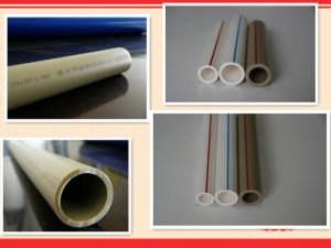 40*3.7mm 1.25MPa Cold Water PPR Plastic Pipe