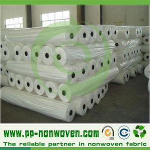 Big Roll Polypropylen Nonwoven Cloth TNT pictures & photos