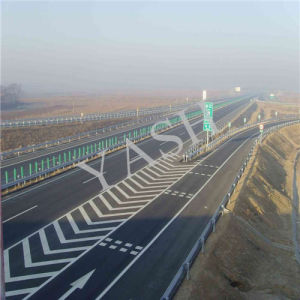 White Thermoplastic Highway Reflective Yellow Paint