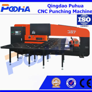 CNC Turret Punch Machine with CE, ISO Certication pictures & photos