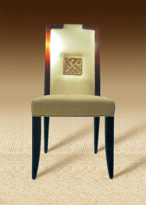 Hotel Dining Dressing Chair Room Furniture (D25)