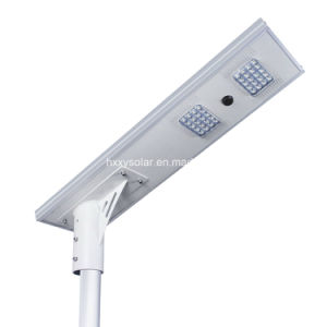 Outdoor Sensor 5W-120W Integrated All in One Solar LED Street Light with Lithium Battery pictures & photos