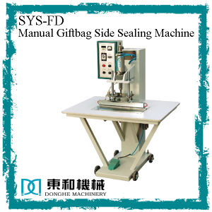 Manual Giftbag Side Sealing Machine (SYS-FD) pictures & photos