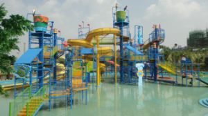 Kid′s Water Playground, Fiberglass Water House for Water Park pictures & photos