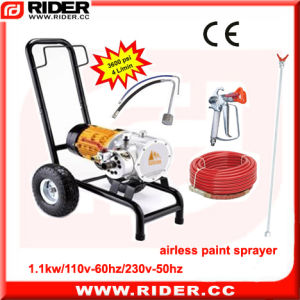 1100W 1.5hpportable Airless Paint Sprayer pictures & photos
