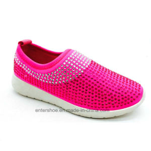 Pink Color Fashion Women′s Running Sports Shoes (ET-JRX160399W)