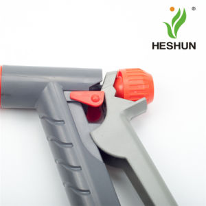 High Pressure Plastic Car Washing Spray Gun Garden Hose Jet Nozzle pictures & photos