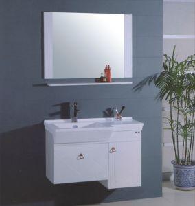 MDF Bathroom Cabinet Vanity Set (B-304) pictures & photos