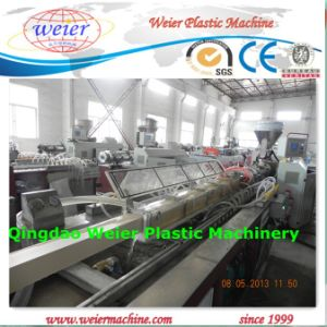 Wood Plastic Composite WPC Extrusion Line (SJSZ-65/132 /SJSZ51105) pictures & photos