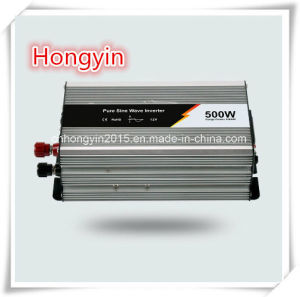 Good Quality Hyp-500 Pure Sine Wave DC to AC Inverter pictures & photos