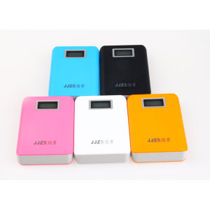High Quality LCD Functional Dual USB Mobile Power Bank (Z4) pictures & photos