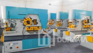 Hydraulic Ironworker Machine pictures & photos