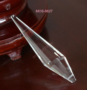 Oblique Pointed Crystal Bead (MOS-8627)