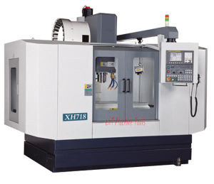 Heavy Duty CNC Machining Center (CNC Vertical Machining Center XH718) pictures & photos
