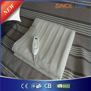 220-240V Washable Heated Electric Blanket with Timer pictures & photos