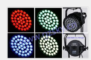 400W LED 4in1 PAR Light with DMX512 pictures & photos
