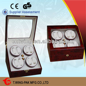 Switzerland Quality Custom Wrist MDF Watch Winder