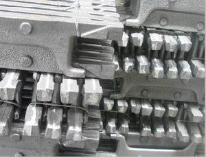 Grate Bar for Impact Crusher, Article Bars pictures & photos