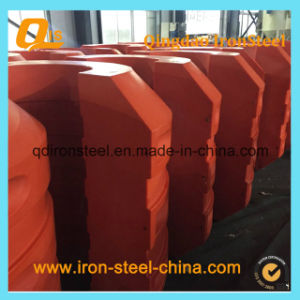 Plastic Pipe Floater for Dredging Project pictures & photos
