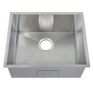 Handmade Sink, Stainless Steel Kitchen Sink (C44X44X23) pictures & photos