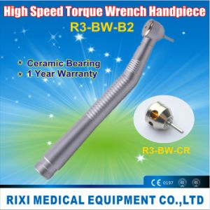 High Speed Torque Wrench Single Water Spray Dental Handpiece