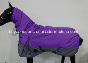 Waterproof Ripstop Fabric Horse Rugs for Winter pictures & photos