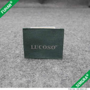 New Style Custom Woven Satin Label pictures & photos