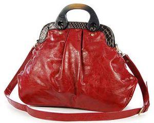 Fashion Leather Ladies Handbag (W1190) pictures & photos
