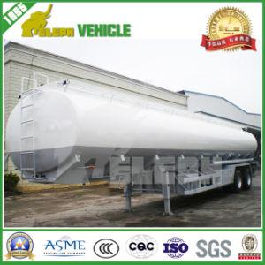 Europeam Standrad 40cbm Oil Tank Fuel Tank Semi Trailer