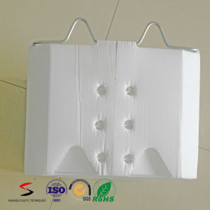 PP Folding Box Waterproof PP Corrugated Box Nestable Tote PP Flute Box pictures & photos